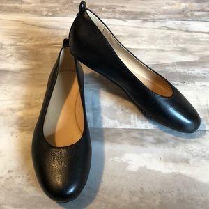 Nurture Adonis Black Ballet Flats 6